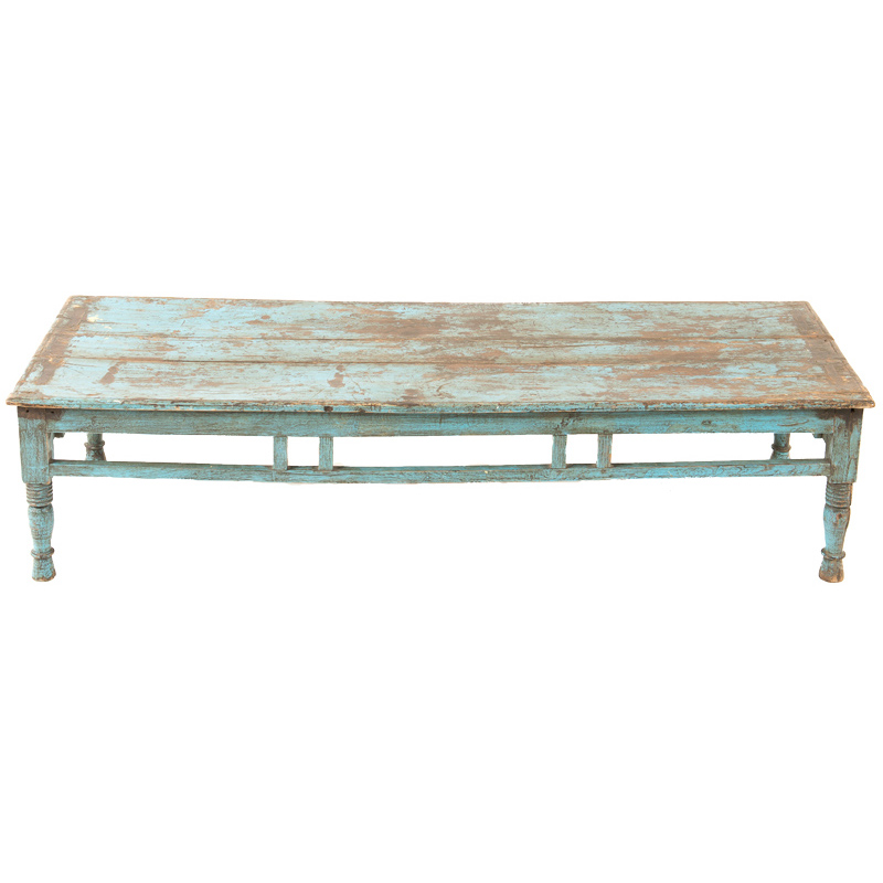 Victor Blue Coffee Table