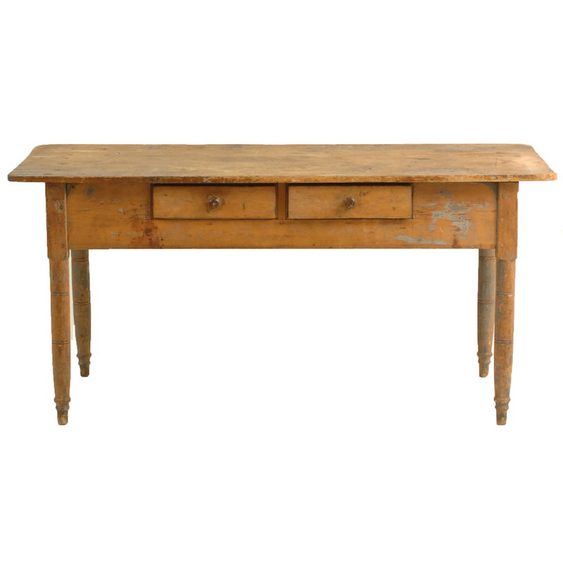 Weslin Wooden Table