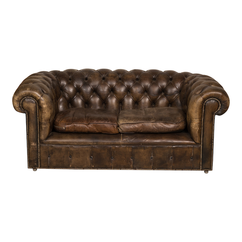 Arlington Leather Couch