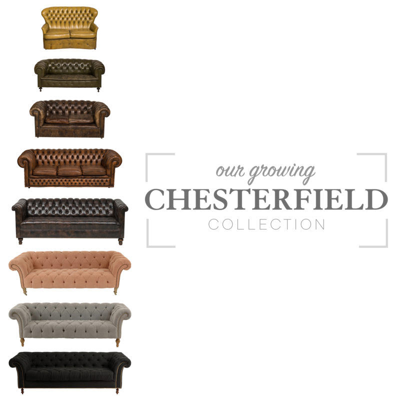 It's All About Chesterfields