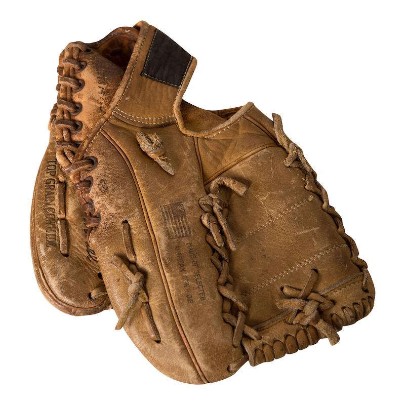 Dimaggio Leather Mitts