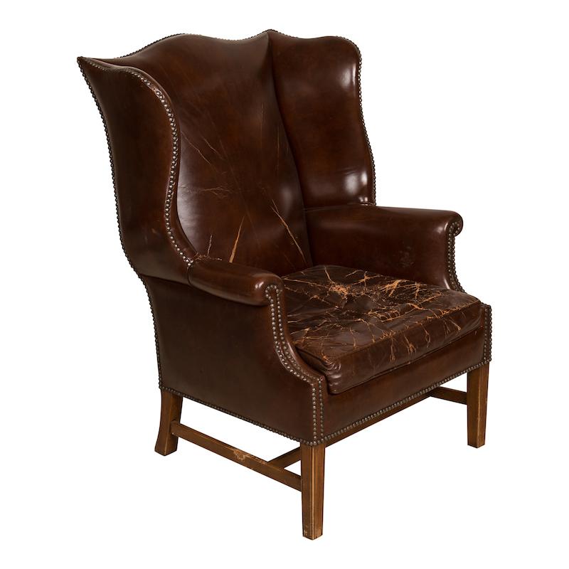 Edmondson Leather Chair