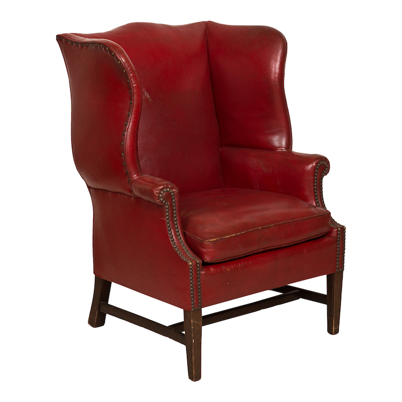 Sumner Leather Chair