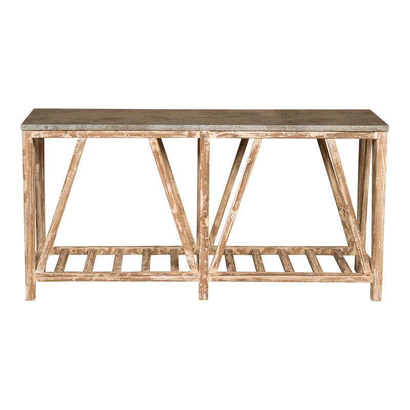 Virginia Sofa Table