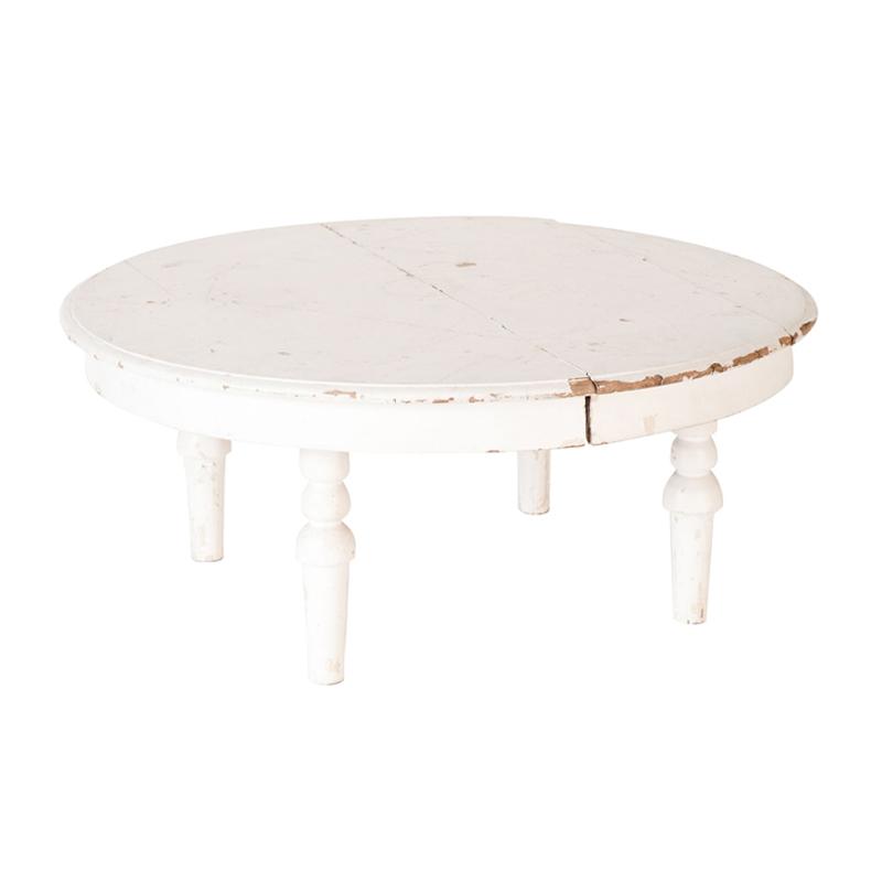 Balboa White Coffee Table