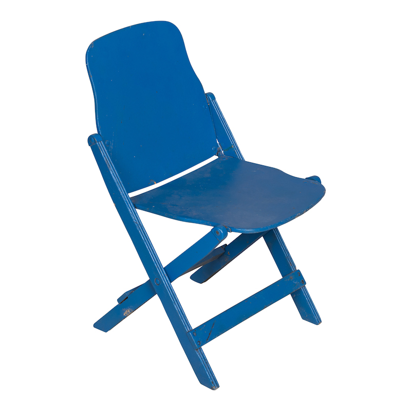 Cameo Blue Chair