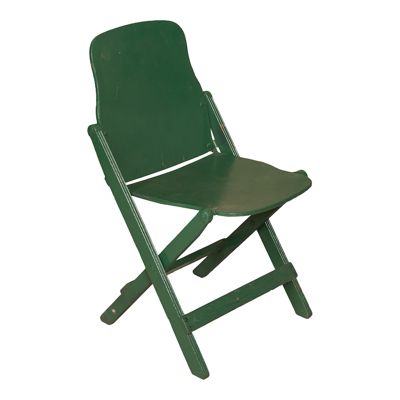 Cameo Green Chair