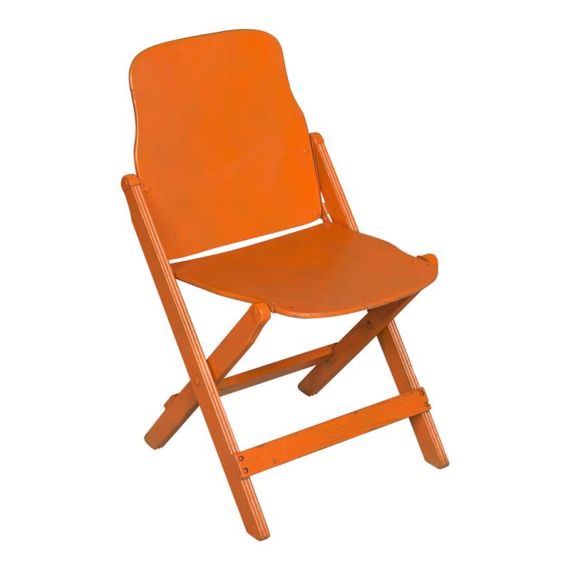 Cameo Orange Chair