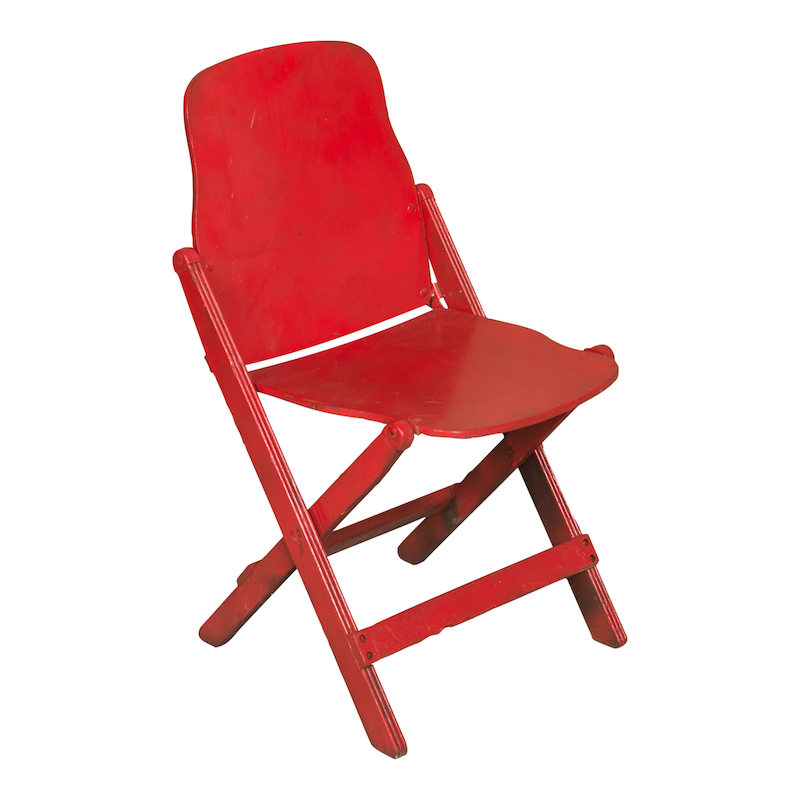 Cameo Red Chair