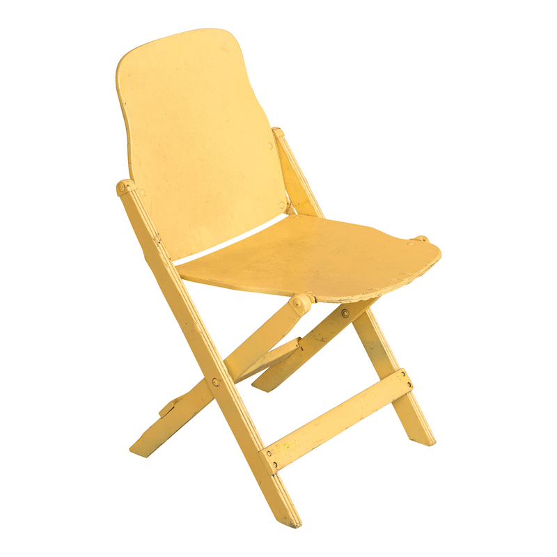Cameo Yellow Chair