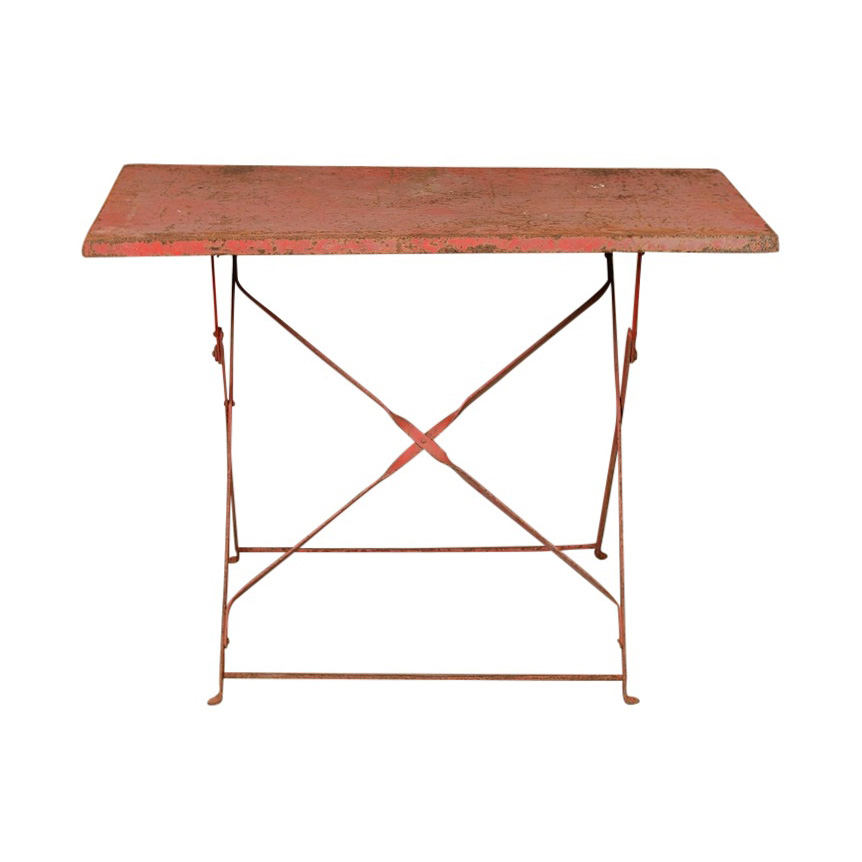Cerise Red Tables