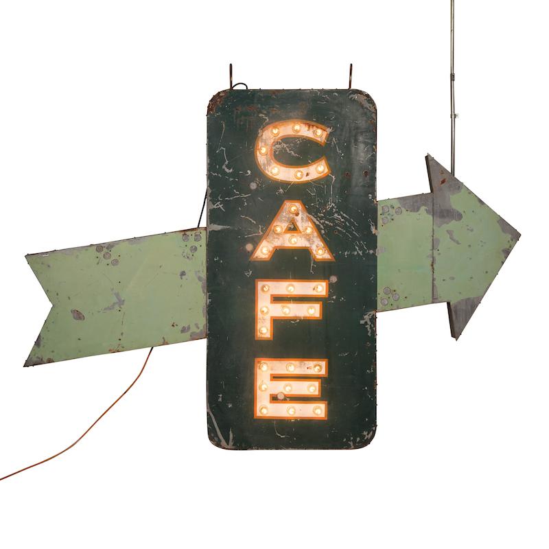 Corson Sign