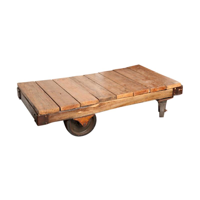 Enfield Wooden Cart