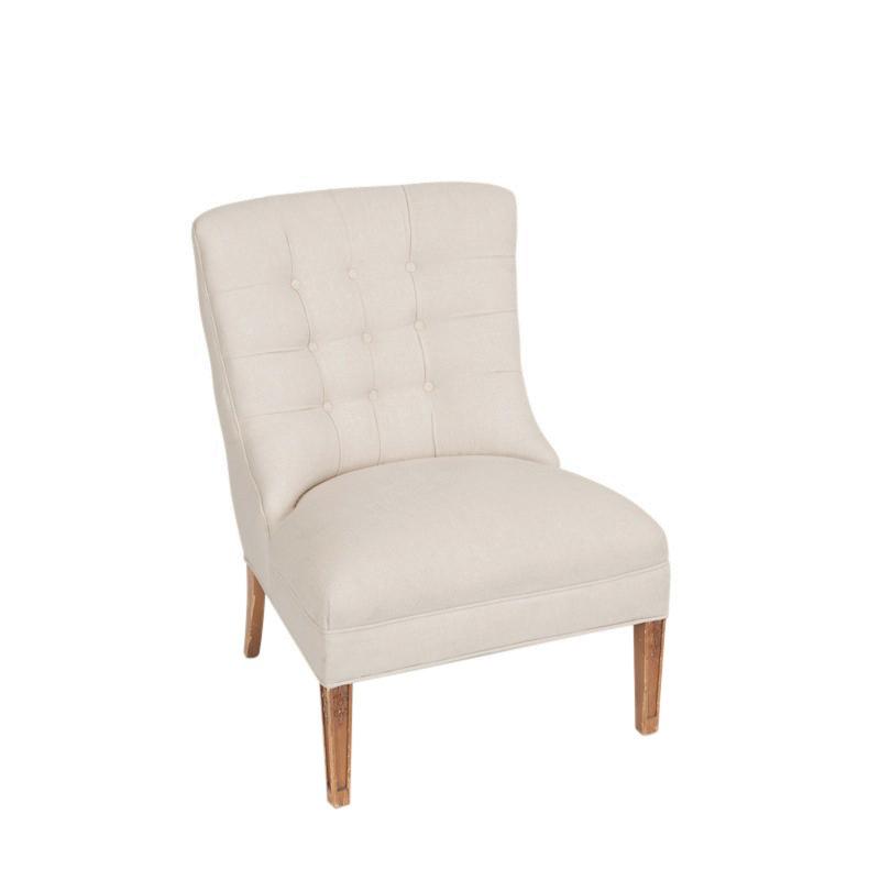 Hillary Cream Chairs