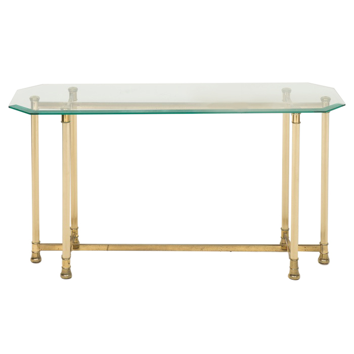 Quartz Console Table
