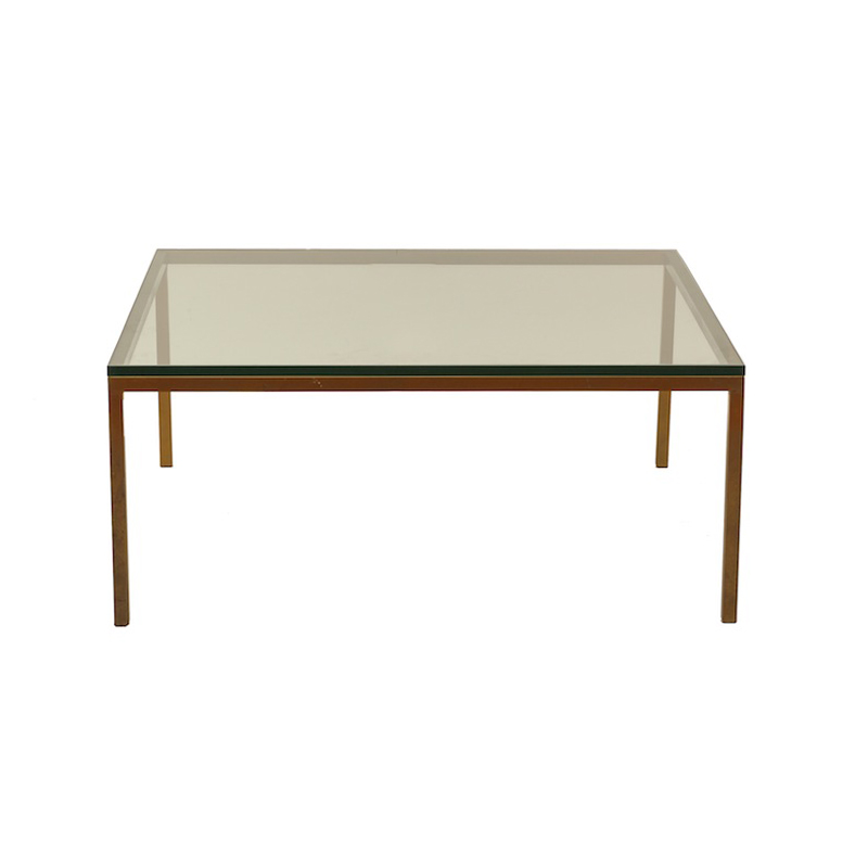 Stout Brass Coffee Table