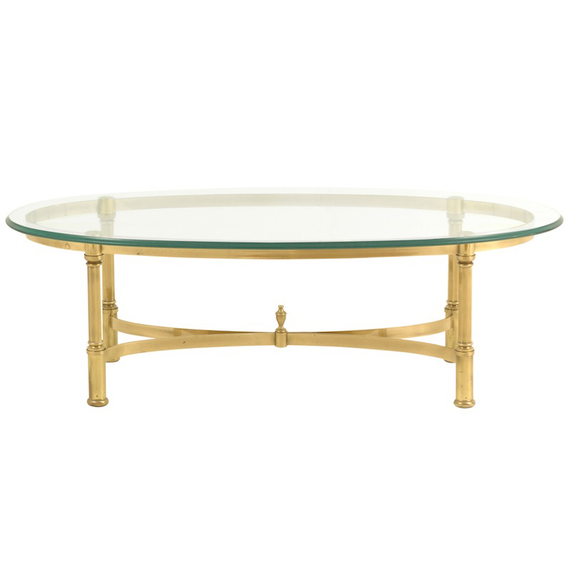Traxxy Brass Table