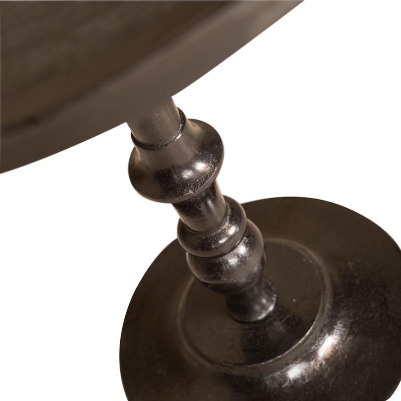Buy Pedestal Table Base Images Restoration Hardware