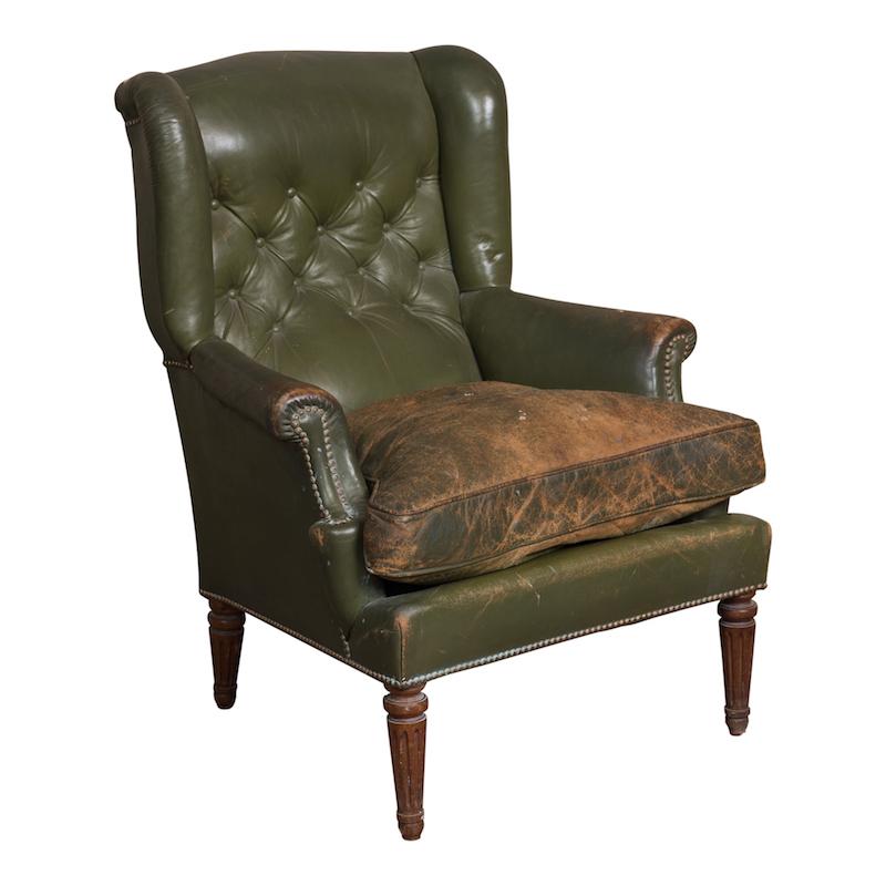 Warrington Leather Chair