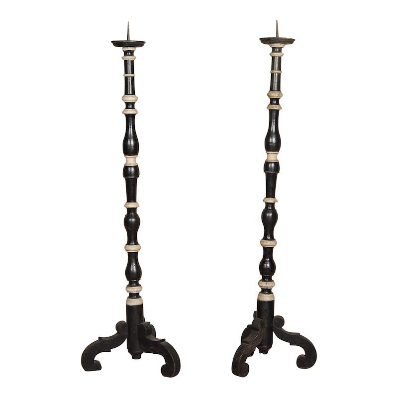 Hondo Candlesticks (pair)