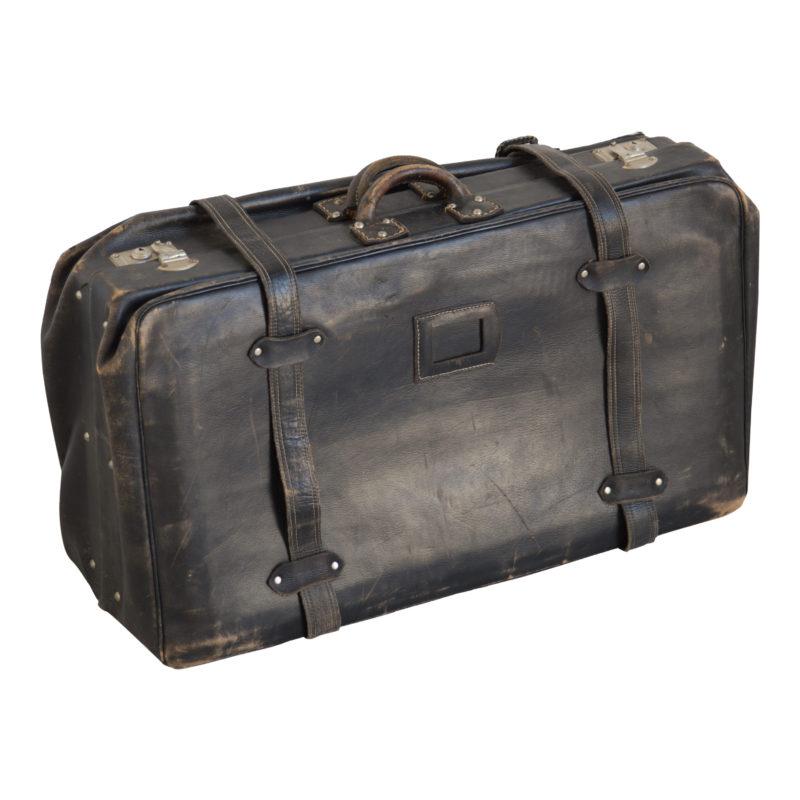 Rios Black Suitcase