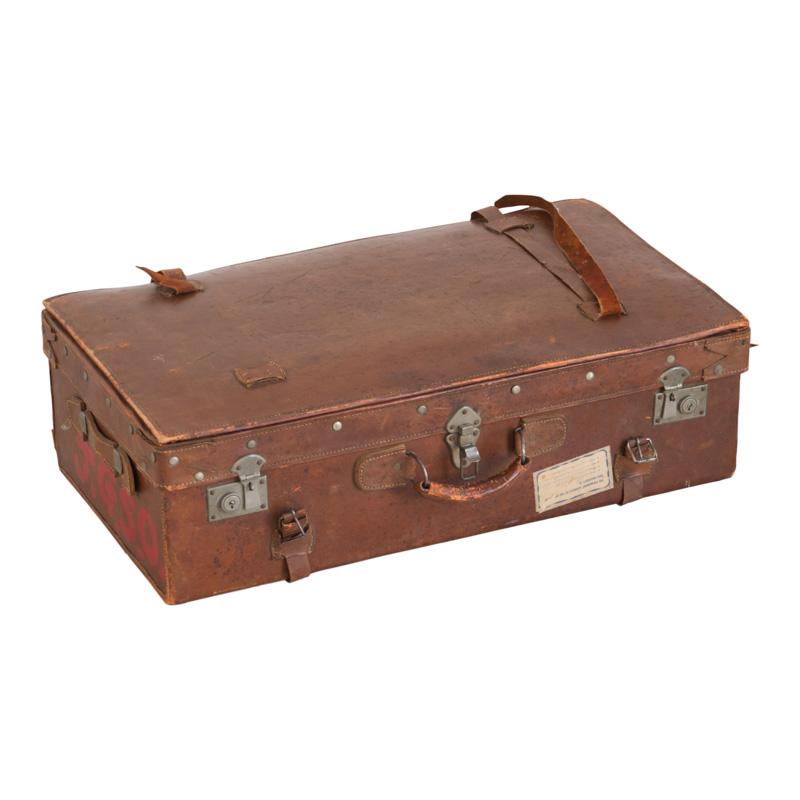 Rothchild Leather Suitcase