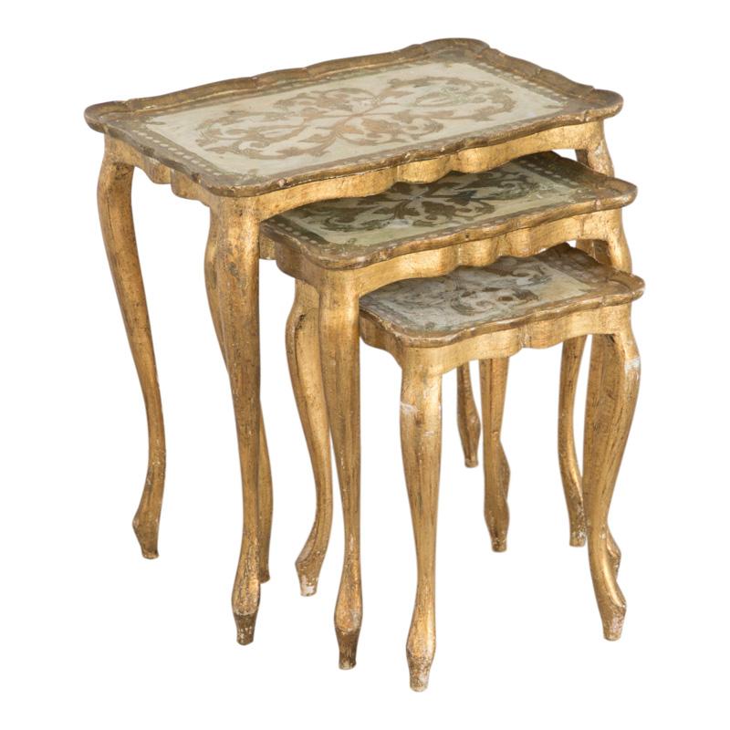 Segerstrom Nesting Tables (set of 3)