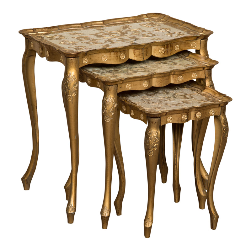 Francesca Nesting Tables (set of 3)