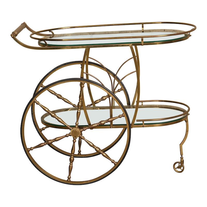 Addy Bar Cart