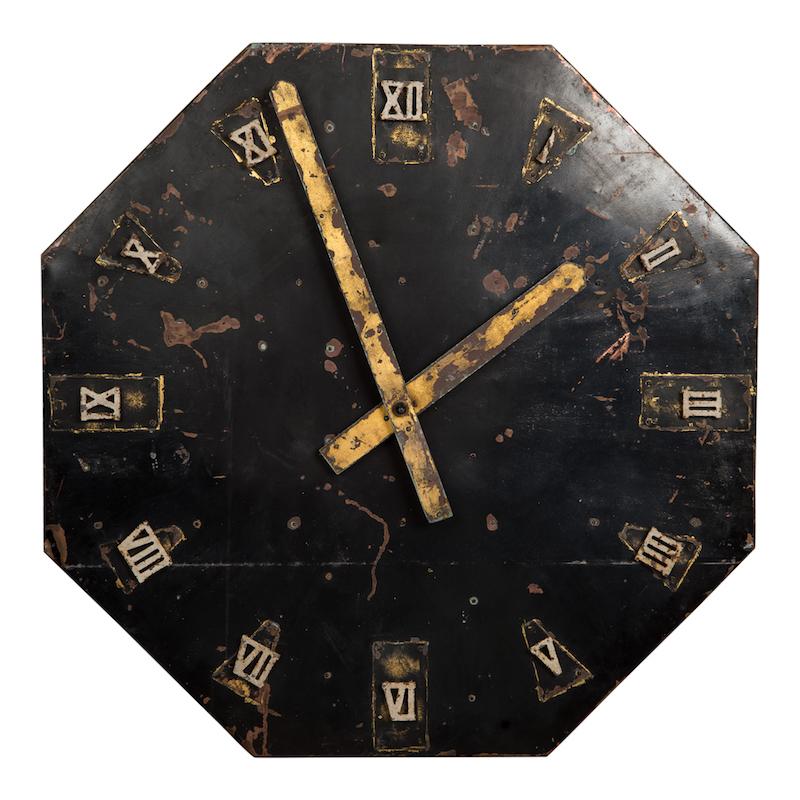 Guymon Clock