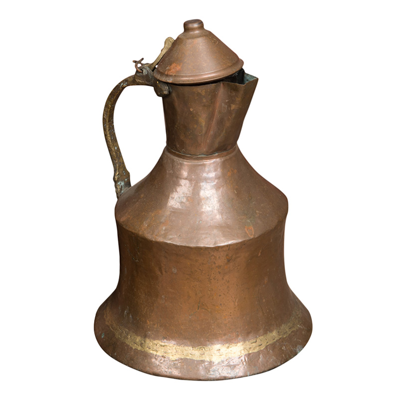 Novak Copper Pitchers