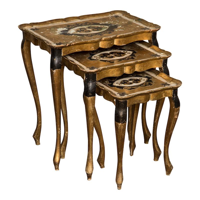 Santos Nesting Tables (set of 3)