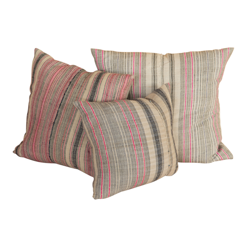 Addis Pillows (set of 3)