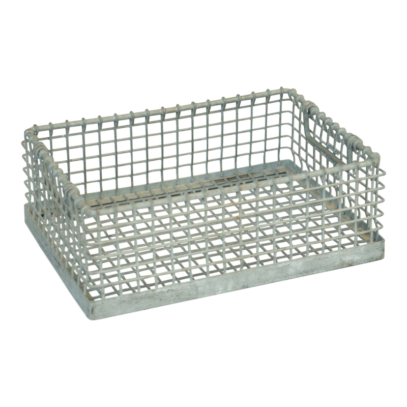 Escobar Metal Baskets