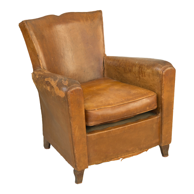 Hodgins Leather Chairs