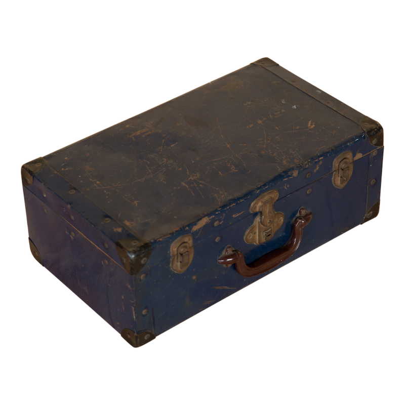 Keating Blue Suitcase