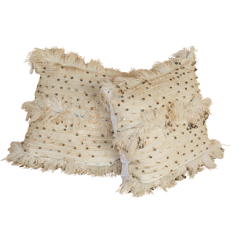 Mellis Moroccan Pillows (pair)
