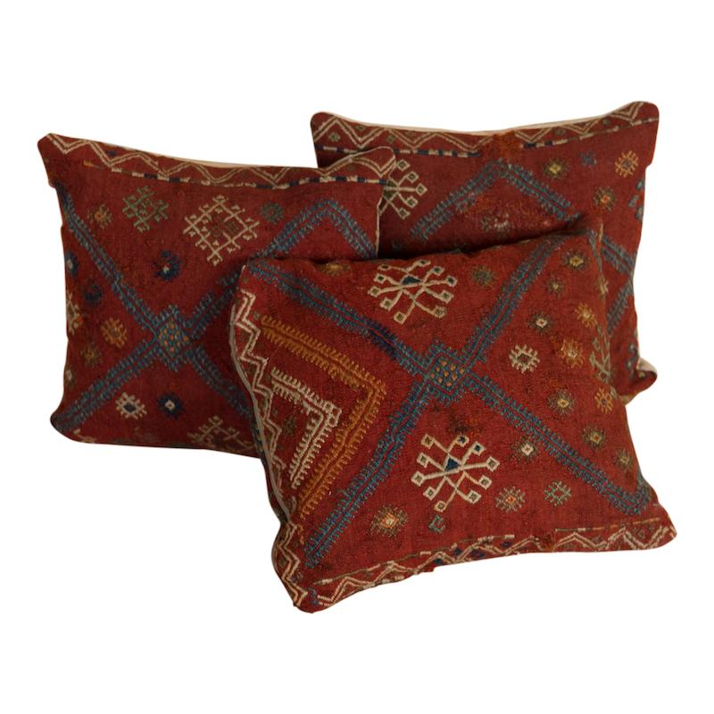Pedley Pillows (set of 3)