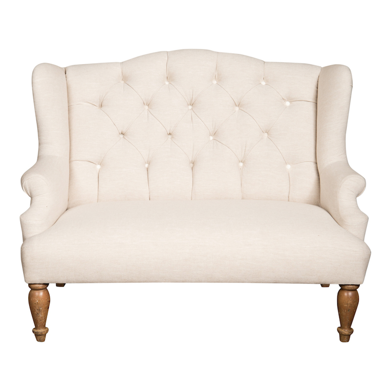 Lacey Settee
