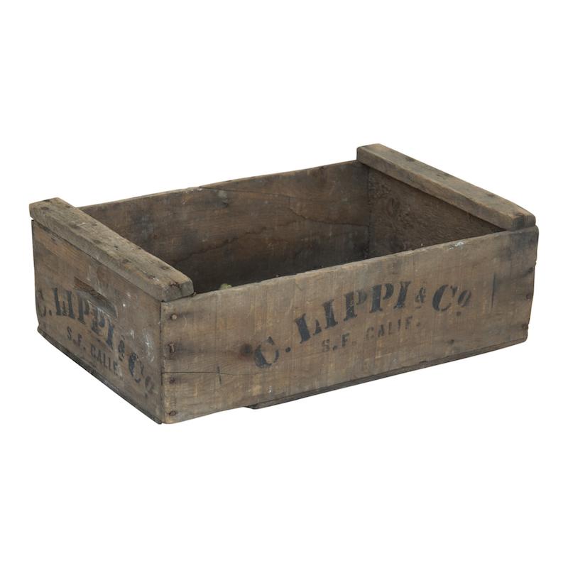 Lippi Crate