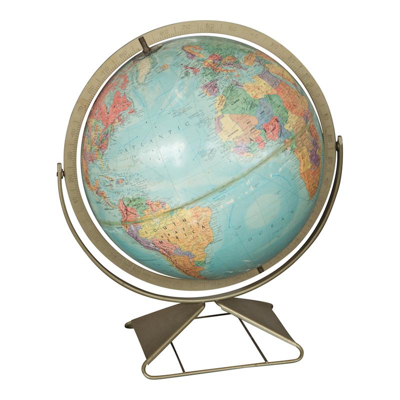 Raymond Globe