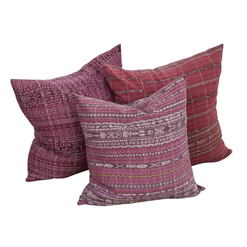 Dayo Pillows (set of 3)