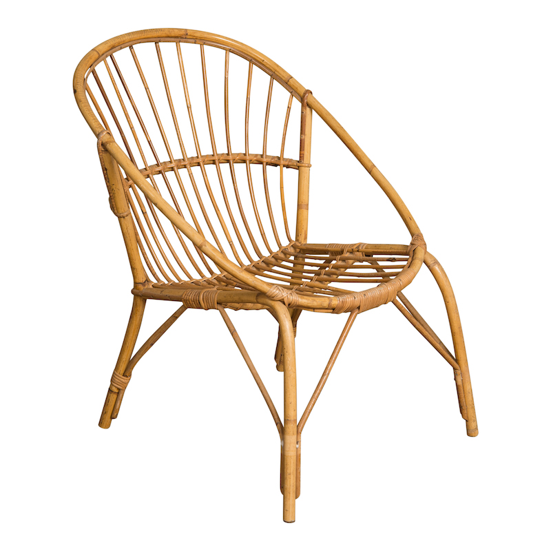 Lovell Rattan Chairs