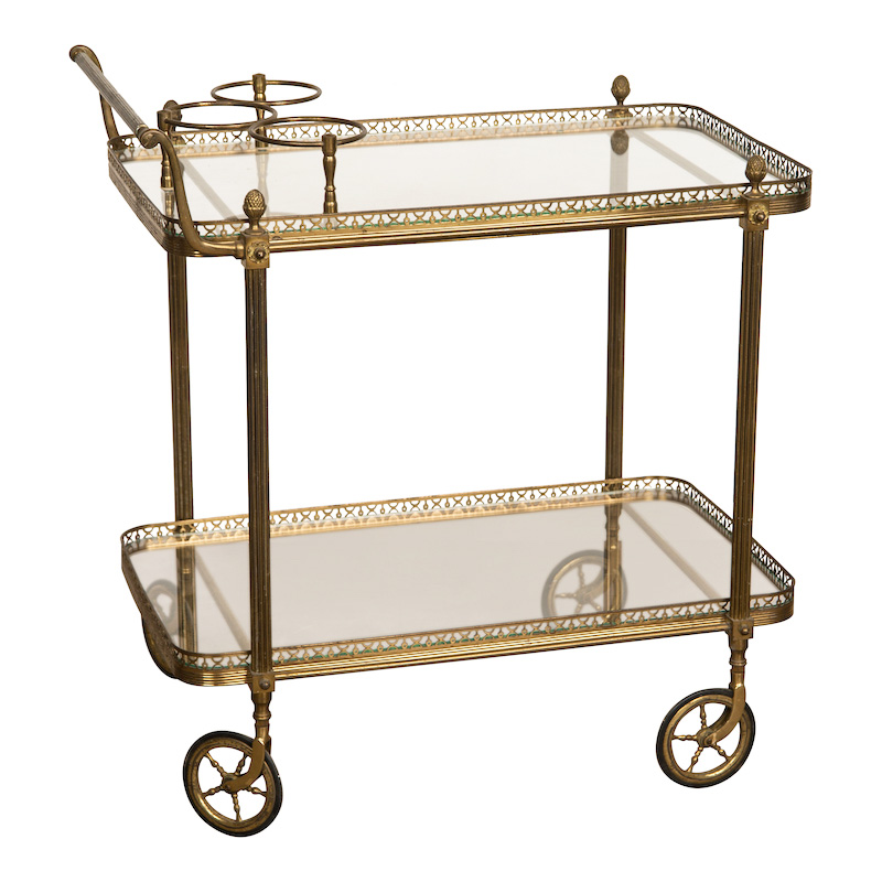 Quigley Tea Cart