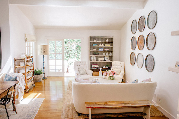 Swedish Country + Cali Cool   Found Rentals