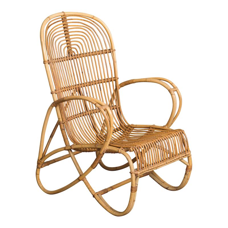 Weaver Rattan Chair
