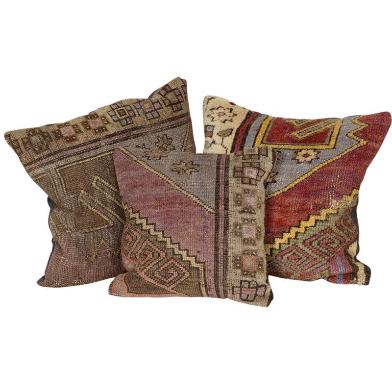 Coppola Kilim Pillows (set of 3)