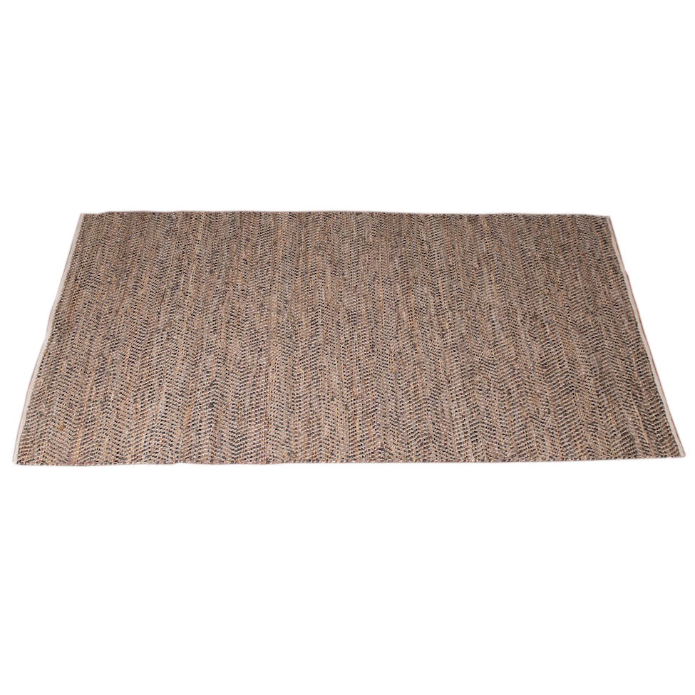 Hayden Leather Rug