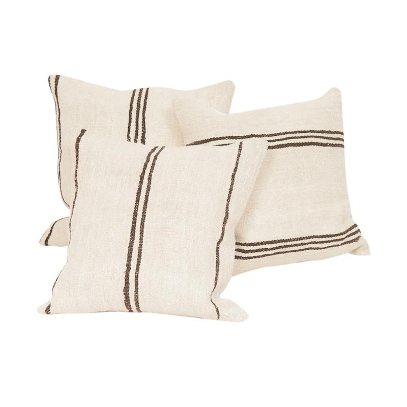 Linka Kilim Pillows (set of 3)