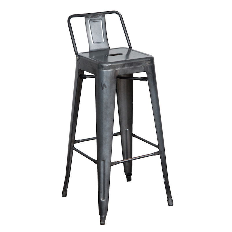 Riverdale Grey Bar Stools